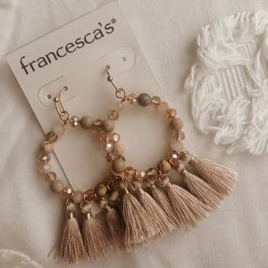Francescas Tassel earnings new!